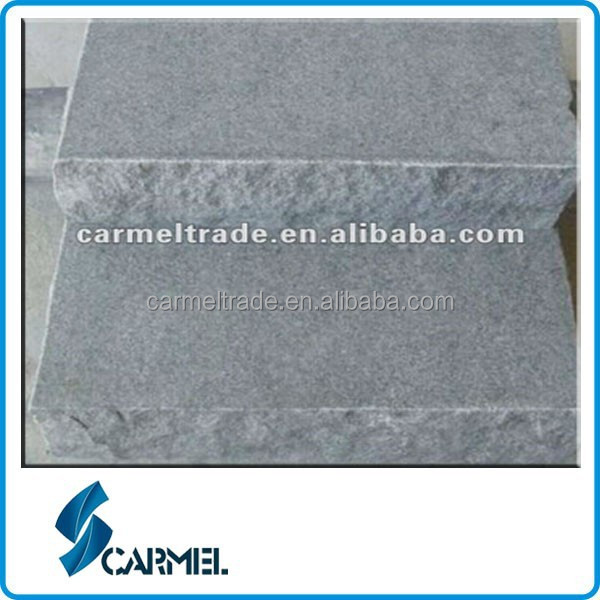 Most popular China G603 Grey Granite Stairs