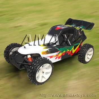 gb-501 1/5 Scale 2WD Gas Powered RTR Buggy-Super Crocodile