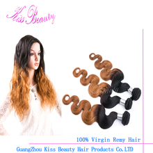 China new arrival body wave virgin Brazilian hair oem and odm