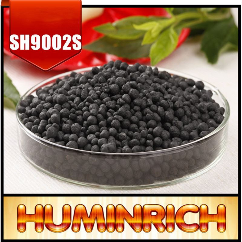 Huminrich Optimum Plant Growth Organic Fertilizer Granuale Humic Acid Soil Improvement