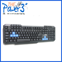 Wholesale computer keyboard colored keys with cheap price