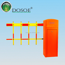 good- lookjing parking lot barrier gates/manual boom gate/concrete barriers from chinese factory