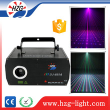 laser show system dj equipment prices Beam 500MW disco rgb laser light 3d mini projector for wedding party lights