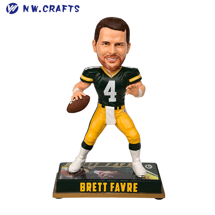 Wholesale NFL Football Retired Player Bobble Head Figures