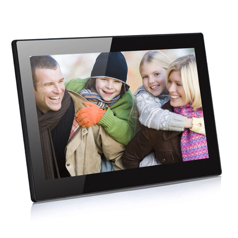 Hight Quality Waterproof 13.3 inch Digital Photo Frame Free Photo Download