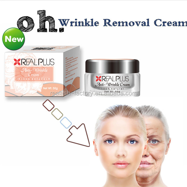 korean skin care products REAL PLUS best whitening anti-wrinkle cream reduce wrinkles