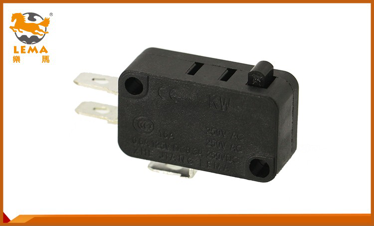 Customized Lema KW7-0 pin plunger actuator 26a micro switch