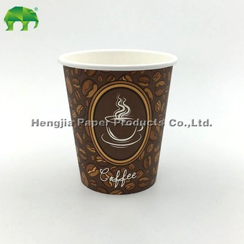 paper cup production line large discount 7oz customized single wall paper cups