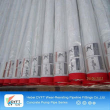 DN125 concrete pipe coating