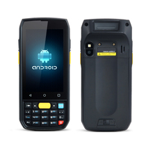 Newest rugged handheld android barcode scanner pda