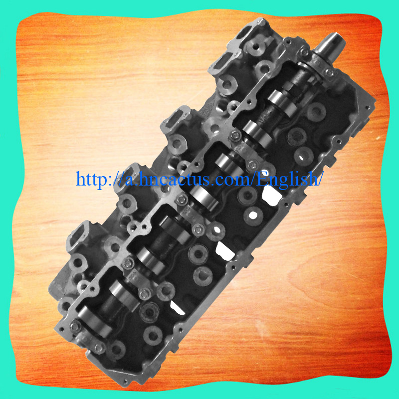 Complete cylinder head for Toyota 1KZ-TE Cylinder head assy 11101-69175