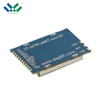 V-chip FCC 915 MHz CC1110 UART Serial passthrough Uhf Transceiver Module