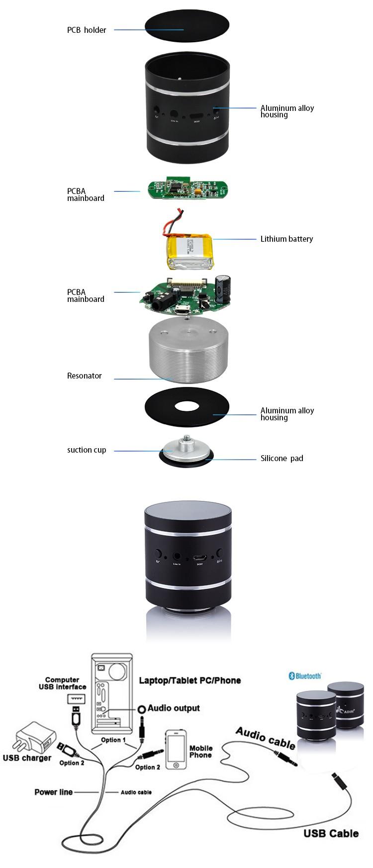 2016 true stereo bluetooth wall outlet speaker twin bluetooth speaker.jpg