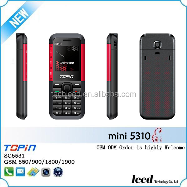 mobile phone mini 5310 in SZ China factory