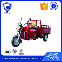 china 3 wheel gasoline motor tricycle