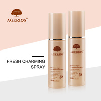 Argan Oil Organic Smoothing Hair Spray
