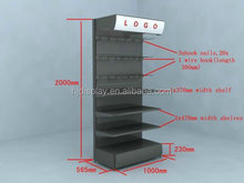 hot sales grocery store display racks department store display racks lube display rack
