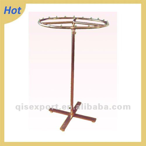 retail hanging trousers coat round display stand rack