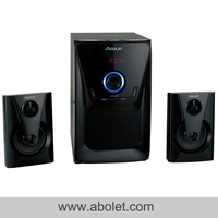 Factory price fresh style computer multimedia woofer speaker