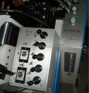 New Designed 9-Pincer Oil Hydraulic Automatic Toe Lasting Machine