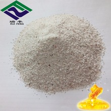 waste cooking oil recycling and refined paraffin wax product Activated Bleahing Earth