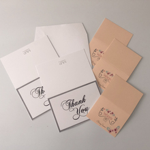 Custom Wholesale Thank You <strong>Card</strong> With Delicate Envelope In Qingdao