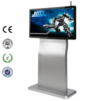 55 Inch Cheap Floor Stand Ad Video Player 1080P Hdmi Ad Display