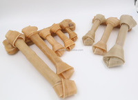 rawhide knotted bone 2.5-15