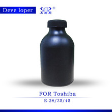 D3500 developer for Toshiba E-28/35/45/358/288/358/458 photocopier 450g/bottle