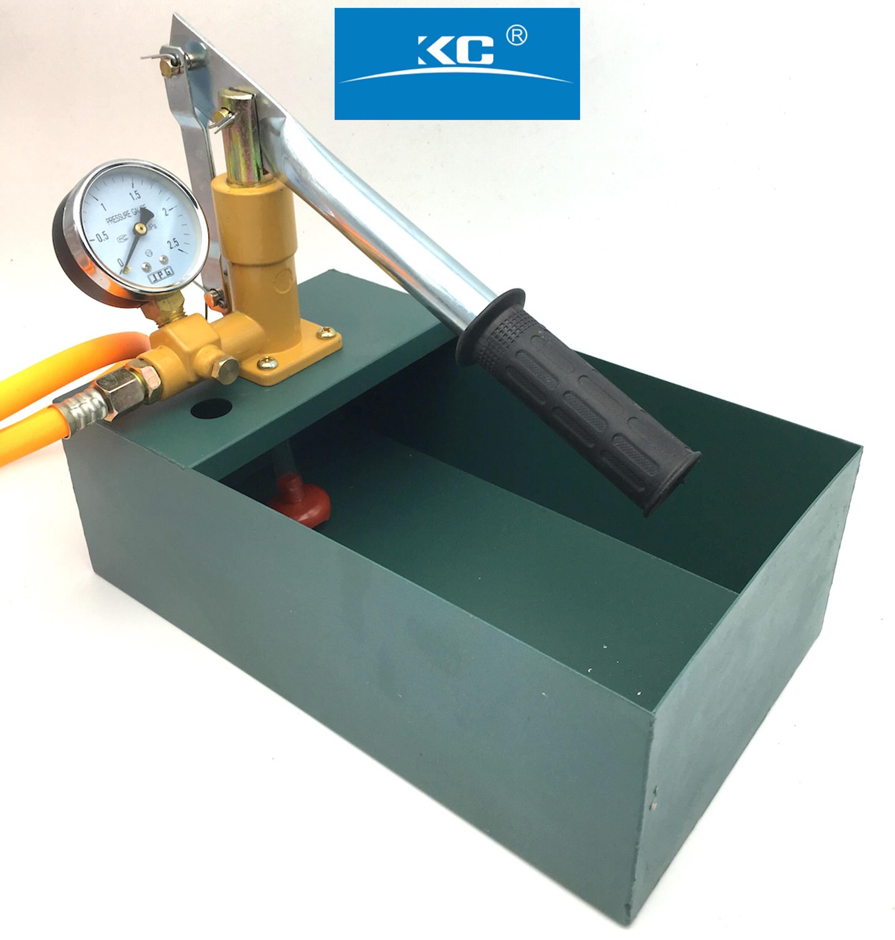 Family Grand hand pressure test pump for ppr pipe