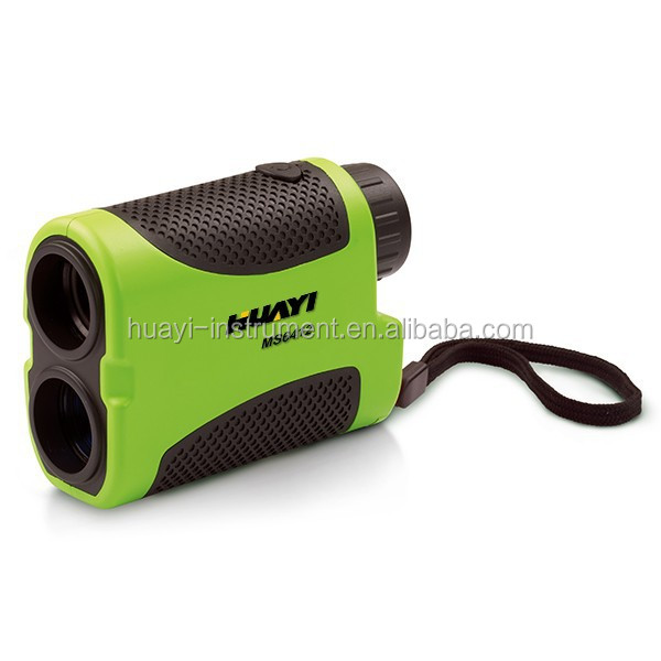 High Precition Laser Measure Instrument 1200M Laser Golf Rangefinder with Flag and Angle function
