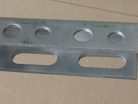 stainless steel 316 unistrut channel