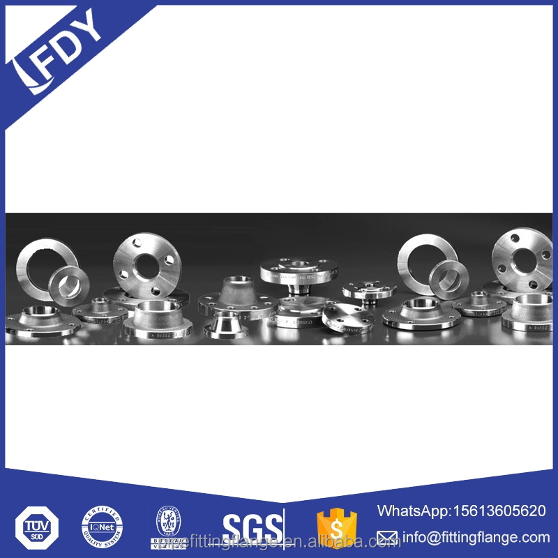 type of forged blade flange a182 f91