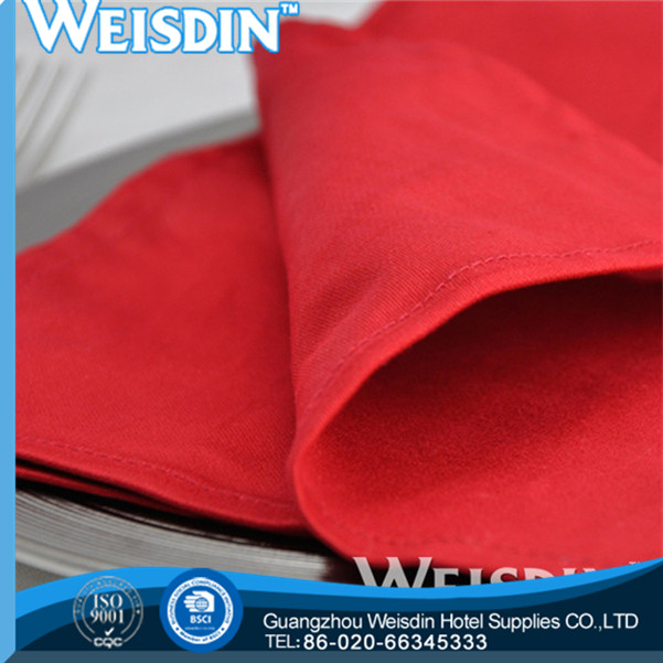 45*45cm wholesale 100% cotton microfiber napkin cloth