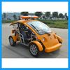 Rechargeable battery electric two passenger golf car
