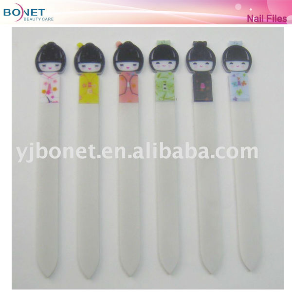 ANF1005 FDA certificated Japanese Doll Series Acrylic Nail Files