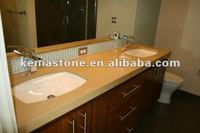 Engineered Quartz Discount Bathroom Countertops