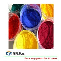 factory supply black iron oxide ferric hydroxide red yellow blue green pigments(free sample)
