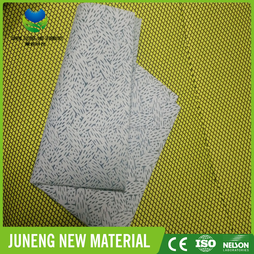 New Arrival custom design industrial meltblown nonwoven cleaning fabric from zhejiang factory manufacturer