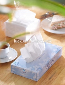 200 Sheet 2ply Eco-Friendly Tissue With Flat Box