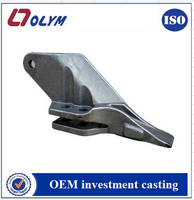 OEM precision casting 304 stainless steel motor cycle engine parts