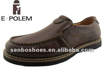 E.POLEM 2014 leather shoe footwear shoes