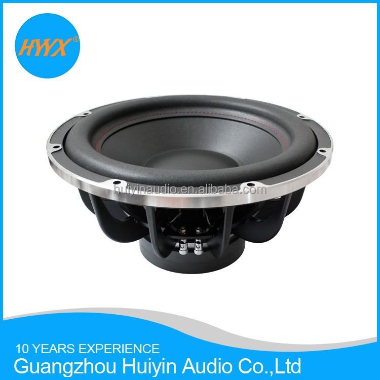 15-inch Dual Voice Coil Subwoofer / car speaker/Double magnet subwoofer
