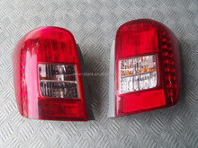 USED JDM Wagon Rear Taillights Lights OEM for 07-12 Corolla Axio NZE141 ZZE141