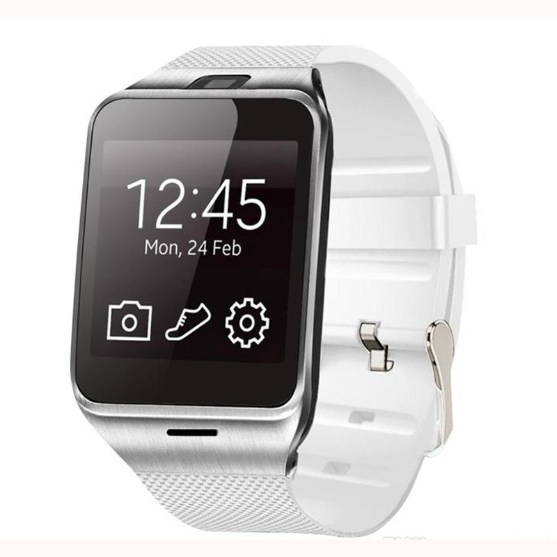 Bluetooth Smart Watch With SIM Card IOS Android Cell phone 1.55 inch DZ09 smart watch