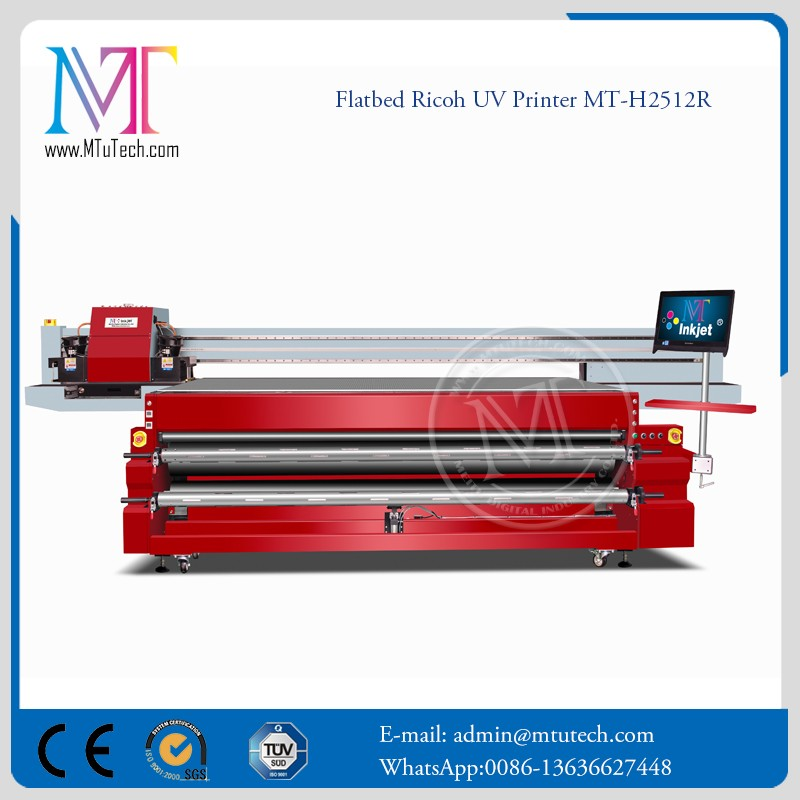 New product good quality large format ceramic printer