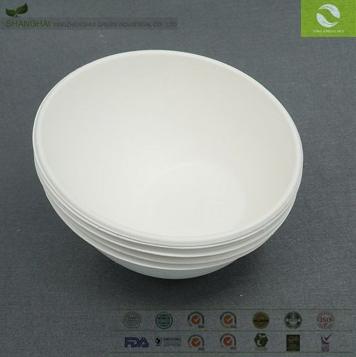 Wholesale Unique Bamboo Pulp Raw Material Sugar Bowl
