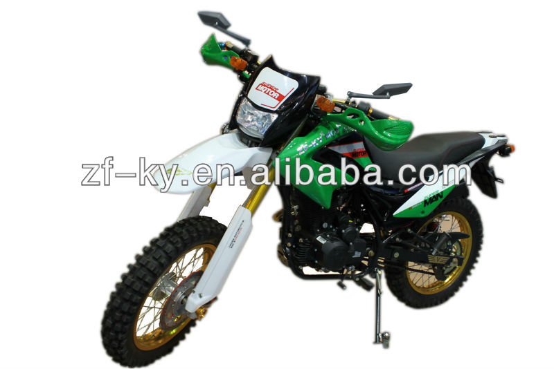 Chinese gasoline motorcycle, motocross 150cc bike