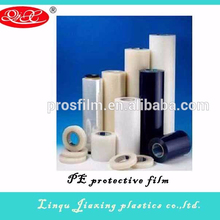 2017 hot sale PE protective film,Polyester film, used in foaming process