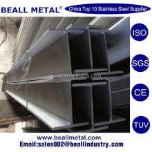 Prime metal structural steel i-beam standard length